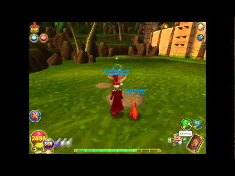 Wizard101 Gardening The Basics -Spells