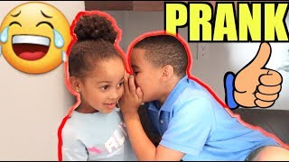 FamousTubeKIDS Prank Their Daddy by Being Silly!