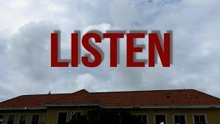 """""""Listen"""" - Short Film (Horror)"""