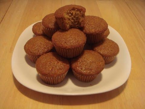 Carrot Muffin recipe