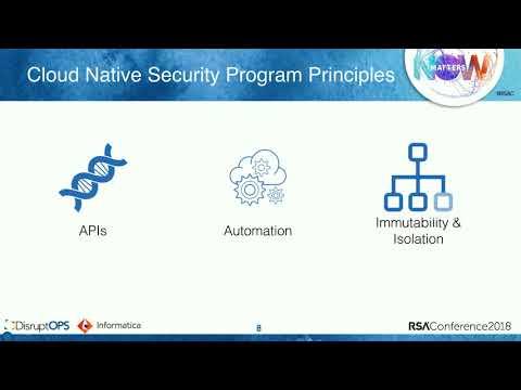 Building and Adopting a Cloud-Native Security Program