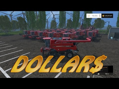 How To Earn 3 Million Dollar$ Every Minute in Farming Simulator 2015   PS4/PS3/Xbox One & 360