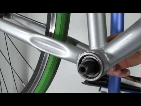 How to Remove a Square Taper Bottom Bracket