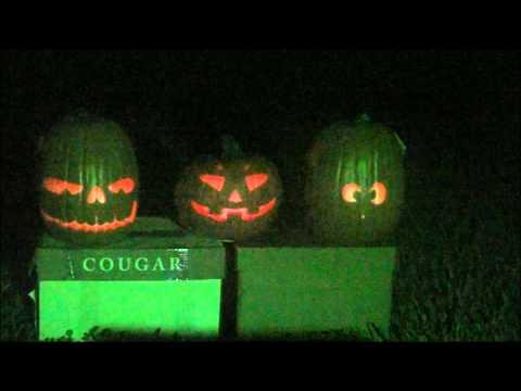 Singing Pumpkins for Halloween Using AtmosfearFX Pumpkin Jamboree