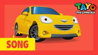 Tayo Song Speed Racing Car Song l Who is faster? l Tayo the Little Bus