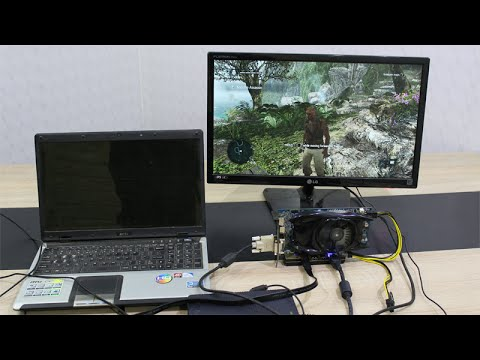 EXP Graphics Display Card V6.0 External Graphics Card Adapter Review
