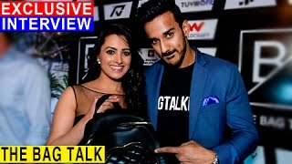 Anita Hassanandani And Rohit Reddy's Exclusive Interview On The BAG TALK Launch