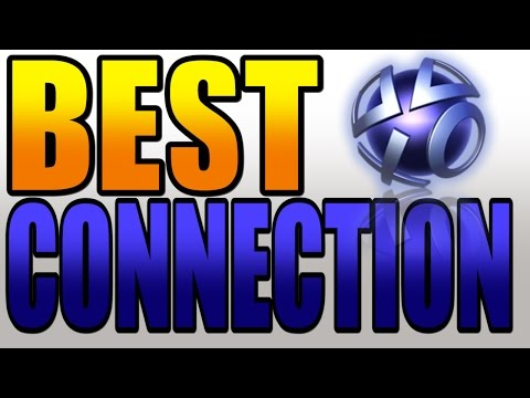 How to get The BEST Connection on PS4