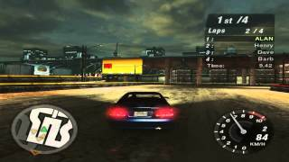 Need For Speed: Underground 2 - Race #5 - Drag (Stage 1
