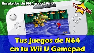 How to Soft-Mod WiiU: Pt 14 - Injectiine = N64 to Virtual