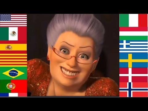 Xxx Mp4 Yo Quiero Un Héroe En 39 Idiomas Shrek 2 Multilenguaje De Una Línea 3gp Sex