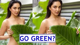 Kiara Advani leaves netizens drooling as she bares it all for her latest shoot
