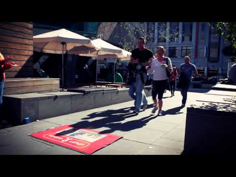 The Melbourne Amazing Race - Call 1300 UPLIFT