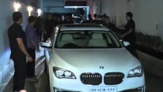 Bollywood Celebrities at Karan Johar