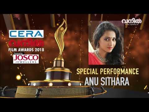 Xxx Mp4 Anu Sithara Wins Special Performance Award At Vanitha Film Awards 2018 3gp Sex