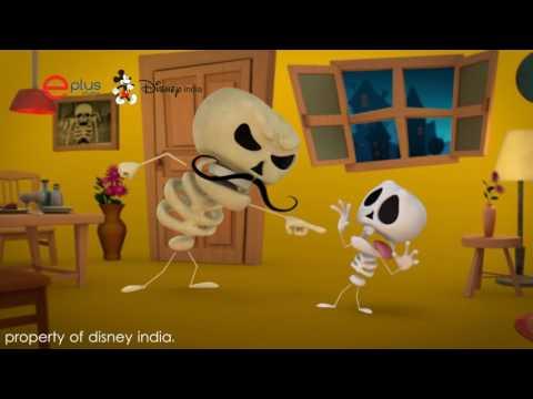 TV ADVERTISEMENT (BIRTHDAY BHOOT) FOR DISNEY INDIA.