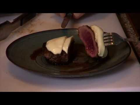 Wild Cookin: Venison Back-strap Steak & Saute Sauce