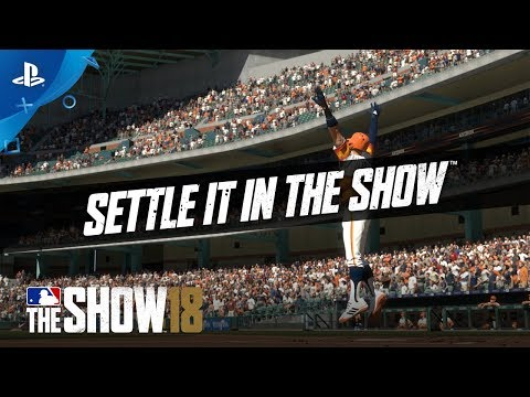 MLB The Show 18 - Gameplay TV Commercial | PS4