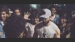 "Hrithik Roshan Dancing To ""LollyPop Lagelu"" 