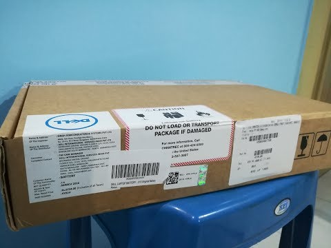 Genuine Original Dell Inspiron N5010 Laptop Battery PN: J1KND 48WHR