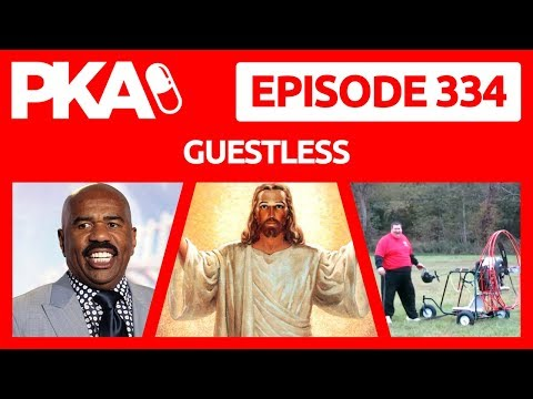 PKA 334 Eel Enema, Taylor's Bible Stories, Dead Wife Sleepover