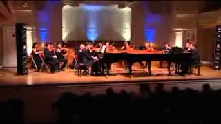Bach   Concerto BWV 1060, Allegro  2 pianos et orchestre 횪 cordes