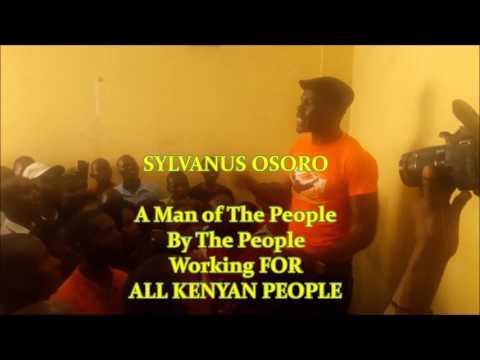 Meet Sylvanus Osoro (Part 1 of 2) - CEO of Pitch Face Marketing Division in Kenya