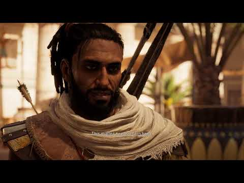 Assassin's Creed Origins Gameplay Episode 2 (4K Resolution)
