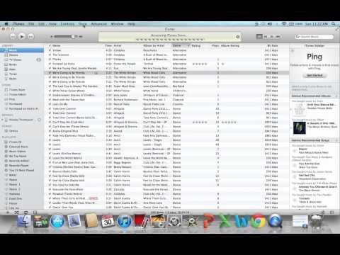How to Sign in and Out of Itunes Account