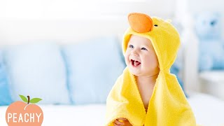 [24 Minutes] To Make You Smile | Baby Moments 3 | Peachy