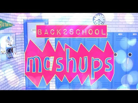 Mash Ups: BACK TO SCHOOL | How to Make | Backpack | Pencils | School Lunch | Binders & More