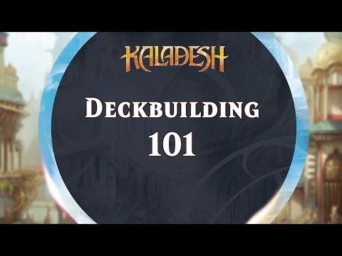 Magic at PAX: Deckbuilding 101