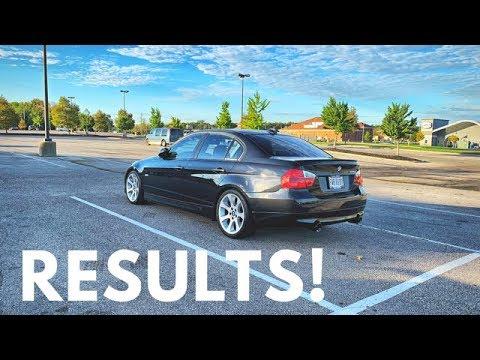 Burger Motorsports BMW Pedal Tuner Final Results!