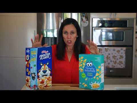 Healthy alternatives to Frosted Flakes