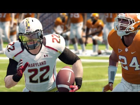 NCAA Football 13 - Road to Glory Ep.25 Junior Year Week 10