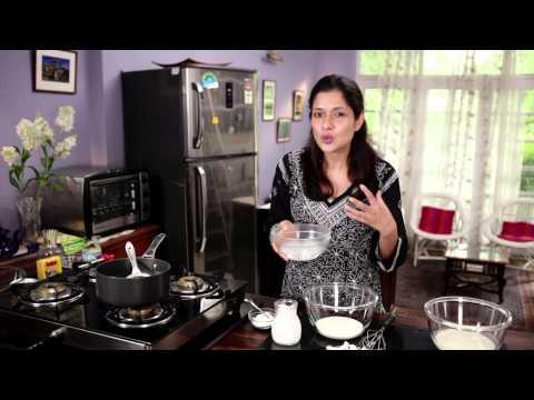 Tender Coconut Panacotta | Easy 3 step recipe