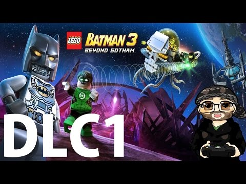 Let's Play - Lego Batman 3 (Man Of Steel DLC)