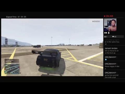 GTA WITH IRL FRIEND | STRAIGHT MURKING RANDOMS | SUB UP