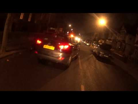 Z1000 VS BMW 4 SERIES + NIGHT CRUISE
