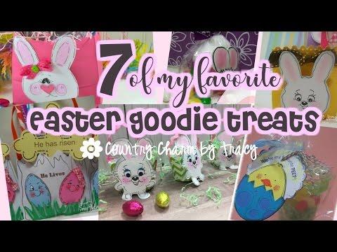 7 of My Favorite Easter Goodie Treats!