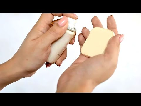 how to apply bb cream foundation  Apply BB Cream with a Sponge