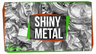 Why Are Metals Shiny?