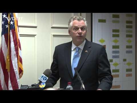 VDOT: Gov. McAuliffe Signs Bill To Eliminate E-ZPass Fee