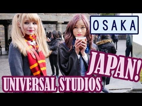 Universal Studios JAPAN | I've been here way too much | KimDao