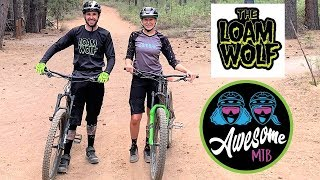 Download Mountain Biking Bend Oregon With The Loam Wolf! (Whoops Trail) Video