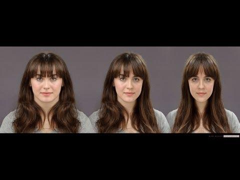 Face symmetry: Gimp Tutorial