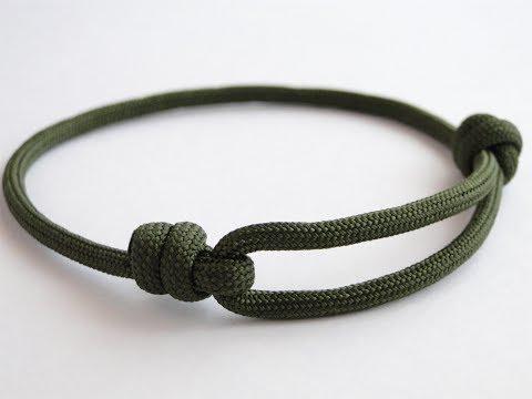 How to Make a Simple Single Strand Friendship Bracelet from Movie Venom