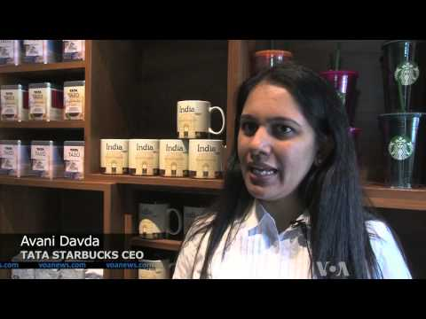 Despite Slow Start, Starbucks Expands in India
