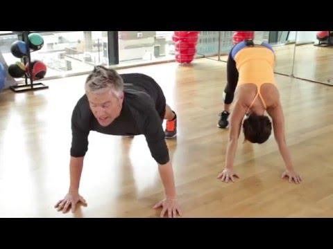 Beginner Circuit Workout