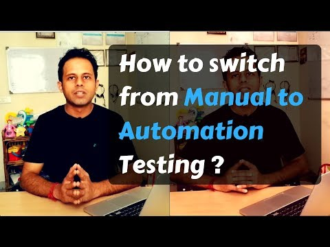QnA Friday 15 - How to switch from Manual to Automation Testing